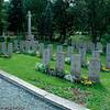 Engelsk minnelund, Narvik gravlund, graver fra 2. verdenskrig, primært våren 1940.