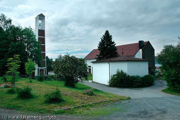 Fredskapellet i Narvik