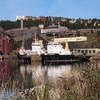 Slepebåter, LKABs anlegg i Narvik, bukserbåter,