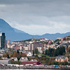 Narvik sentrum fotografert fra Ankenes, sept 2012.