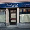 Det ble kort levetid for Ferdinand i gate to.