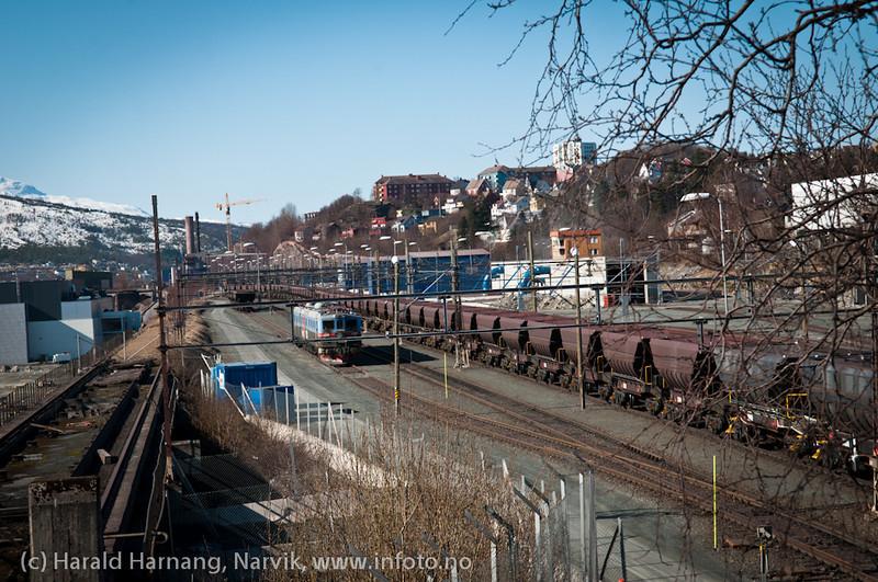 Rangerstasjon, Narvik sentrum