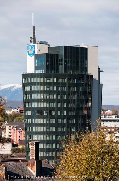 oversiktsbilder Narvik, Rica hotell