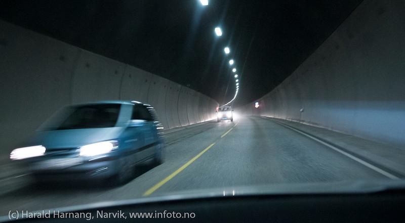 Fagernestunnelen, E6
