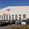 NSBs verkstedbygning fra 1948 er forlengst blitt bilverksted.