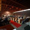 Den katolske kirke i Narvik. Bilde fra konfirmasjon.