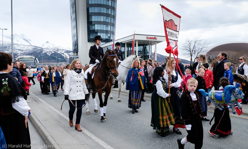 Narvik 17. mai 2015