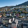 Narvik sentrum, foto 19. september 2012.