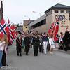 17. maitoget på tur mot sentrum
