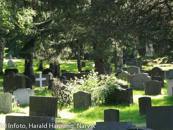 Narvik gamle kirkegård