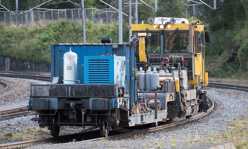 Jernbanevedlikehold
