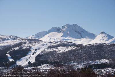 Slalomanlegg Ankenes