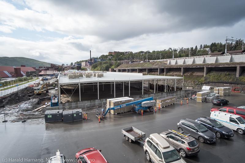 Havneporten, handelssenter 21. aug 2018