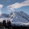 Den sovende dronning, fjellformasjon sør for Narvik