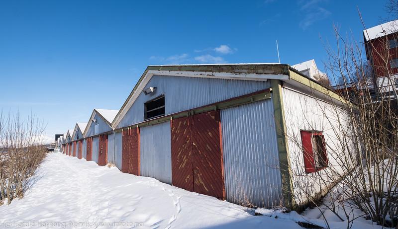 Naust, Vassvik