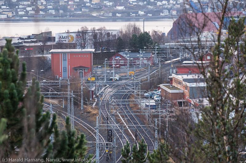 Jernbanetraseer