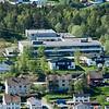 Parken U-skole. Foto fra Tøttadalen. 27. mai 2016