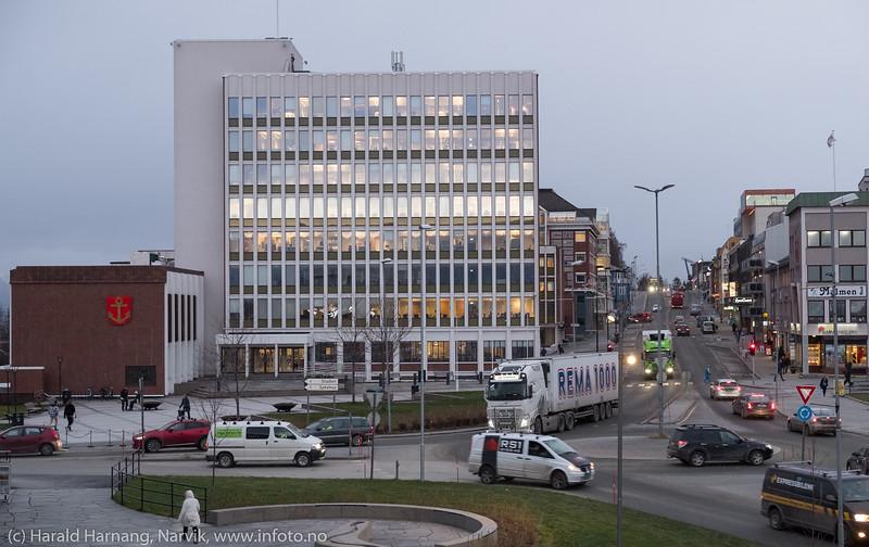 Narvik rådhus, 21. nov 2018