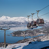 Fjellheisen. Narvik, 22. februar 2018