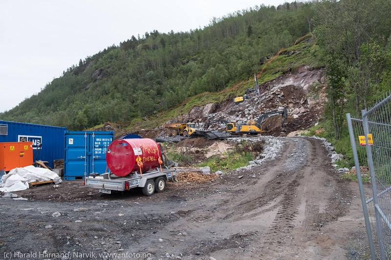 Narvik nye sykehus, 20. juli 2018