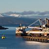 Narvik havn, 20. oktobe 2017