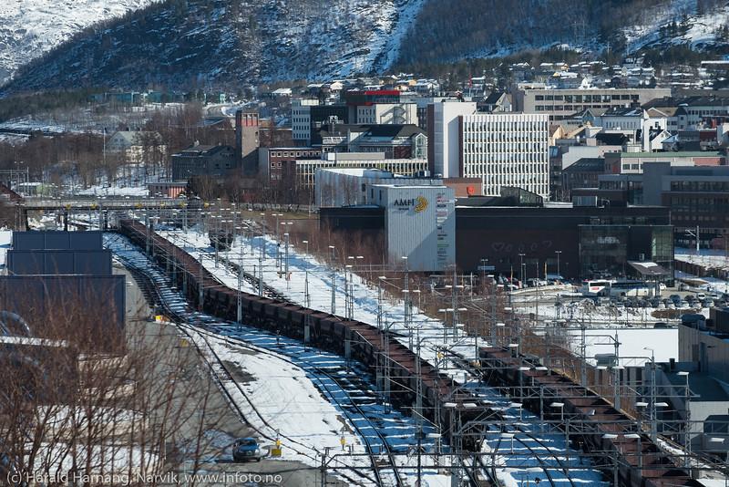 Rangerstasjon, Narvik 10. april 2019