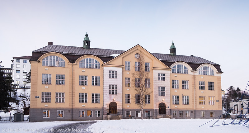 Villaveien skole 21. januar 2018