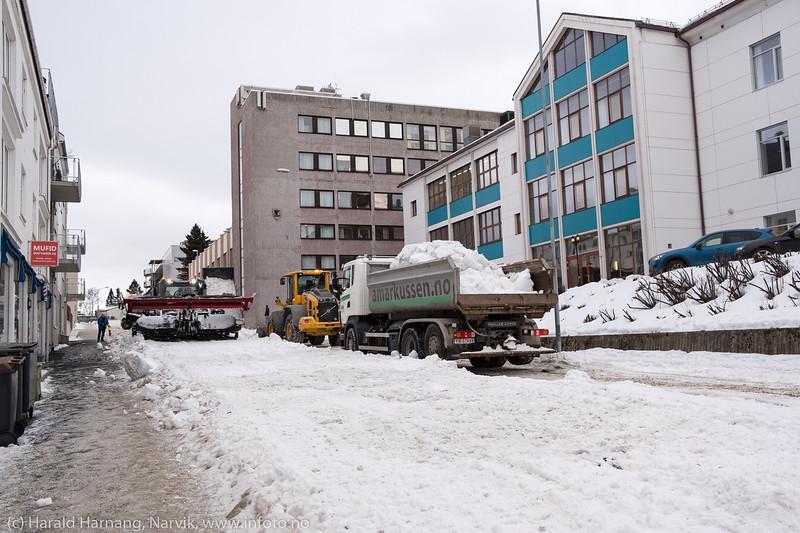"""Overleveringsarrangement i Narvik 2 og 3 mars 2018|"