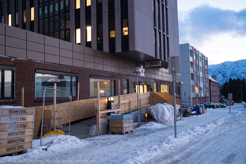 Narvik, 10. desember 2017,