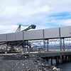 Lasteanlegget til tidligere Northland Ressourses, nå kjøpt av Narvik havn. Foto 15. april 2016.