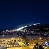 Narvik 9. februar 2017, ettermiddag, mørketid