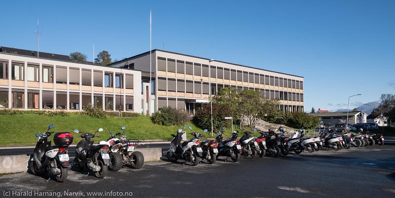 Videregående skole, Frydenlund