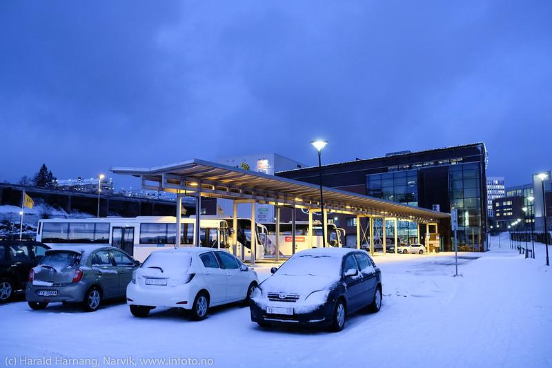 Narvik, 22. desember 2017
