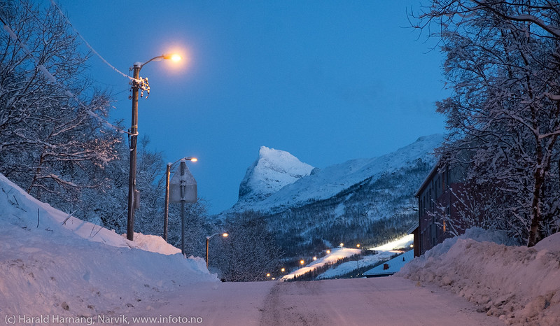 Narvik , 26. desember 2017