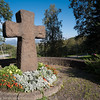 Tysk krigskirkegård, ved Fredskapellet, 7. sept 2018