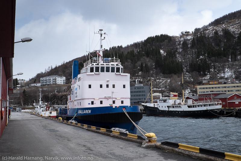 Rallaren, slepebåt