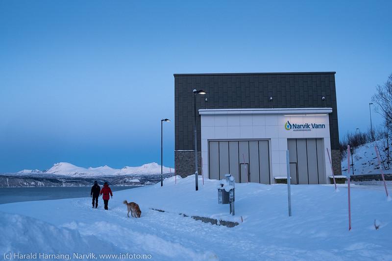 Narvik , 28. desember 2017