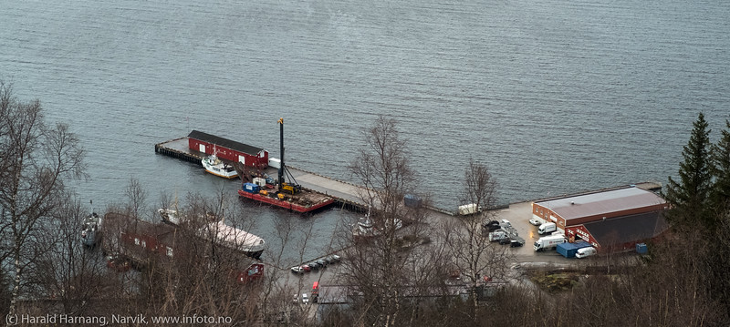 Narvik havn, 6. des 2018