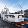 Dykkerbåt ved Vassvik-kaia