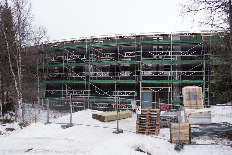 Skistua skole, 1. mars 2018