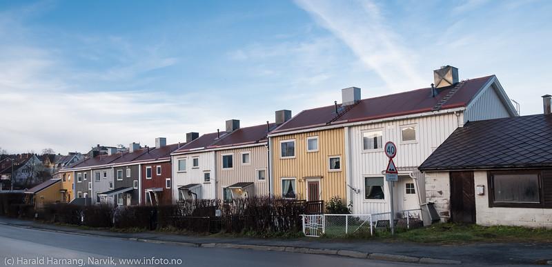 Frydenlundsgata 49-67, Finbekken.