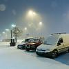 snøvær 9. desember 2016