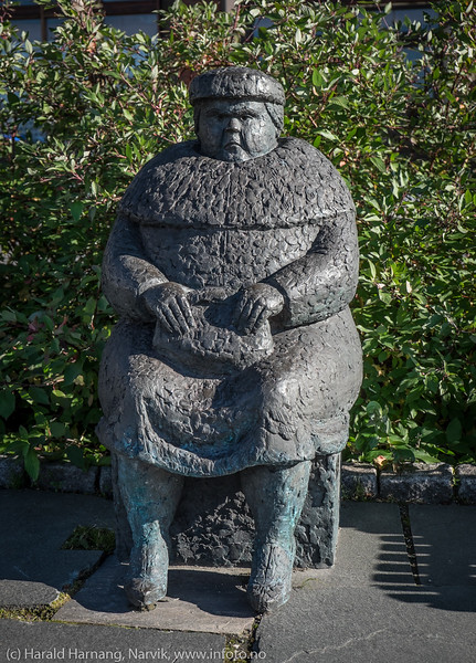Statue torget