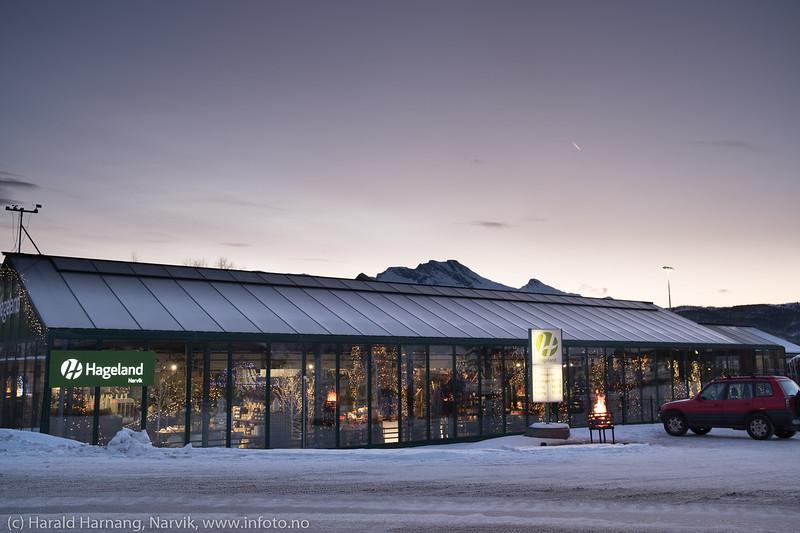 Narvik, 12. desember 2017