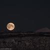 Supermåne og fullmåne 31. jan 2018