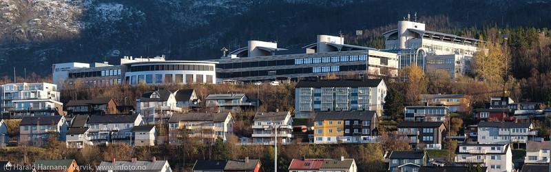 Universitetet campus Narvik