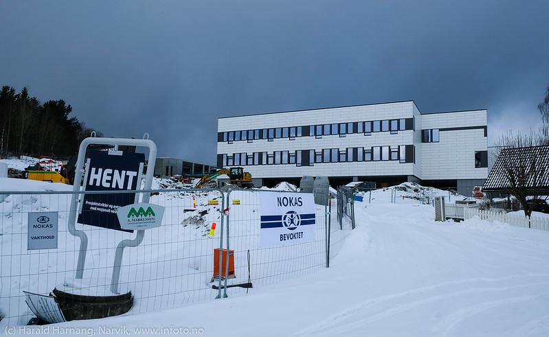 Narvik ungdomsskole, 5. april 2020