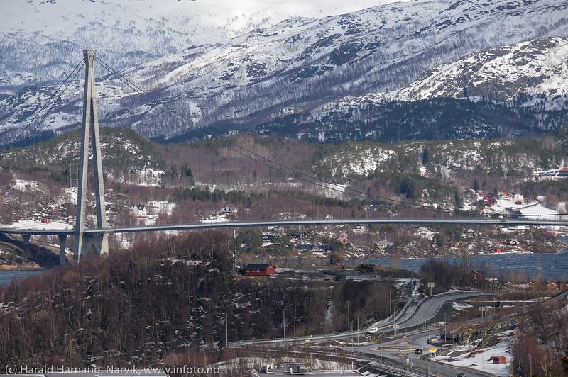 Orneshaugen, 8. april 2020