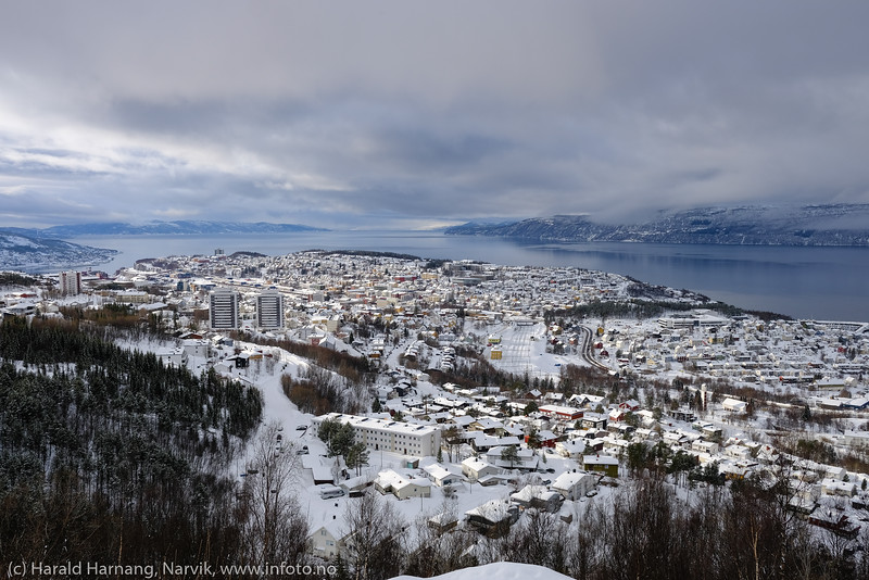 Narvik, 6. mars 2020