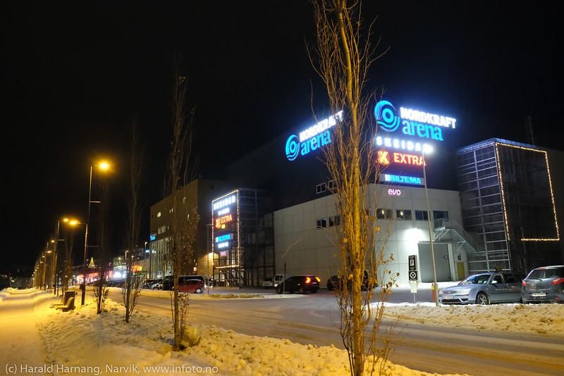 Nordkraft arena
